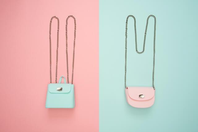小さなバッグの選び方